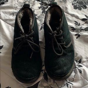 Pair of black Men's ugg boots